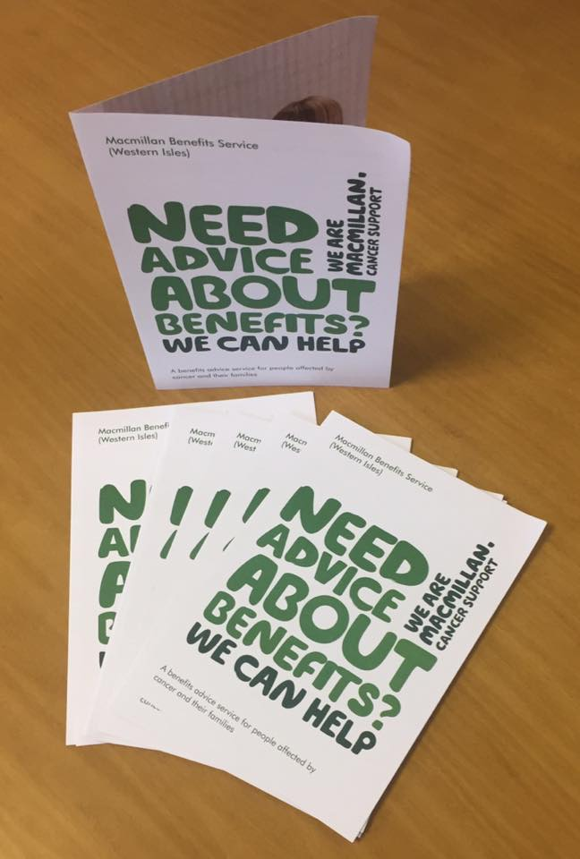 Macmillan Benefits Service (Western Isles)
